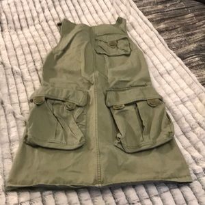 Army green mark by Marc Jacobs dress